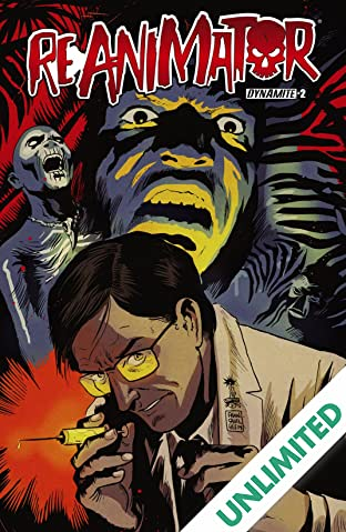 Reanimator #2 (of 4): Digital Exclusive Edition