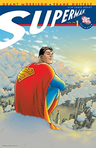 All Star Superman #1