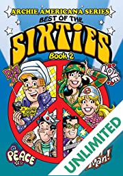 Archie Americana Series: Best of the Sixties - Book 2