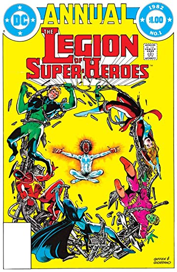 Legion of Super-Heroes (1980-1985): Annual #1