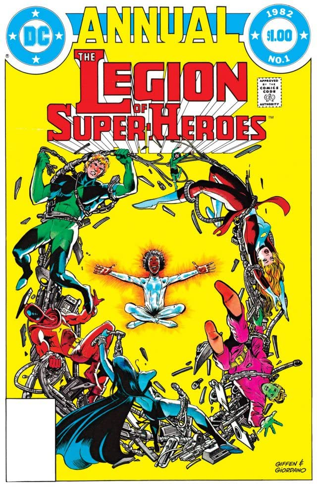 Legion of Super-Heroes (1980-1984): Annual #1