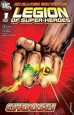 Legion of Super-Heroes (2010-2011) #1