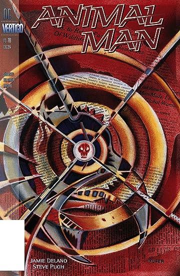 Animal Man (1988-1995) #78