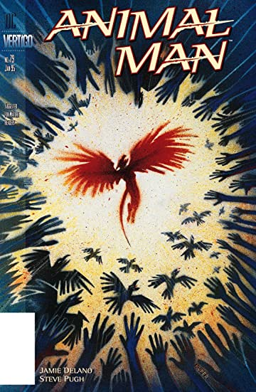 Animal Man (1988-1995) #79