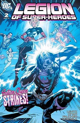 Legion of Super-Heroes (2010-2011) No.2