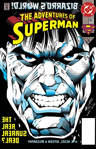 Adventures of Superman (1986-2006) #510