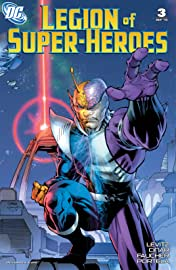 Legion of Super-Heroes (2010-2011) #3