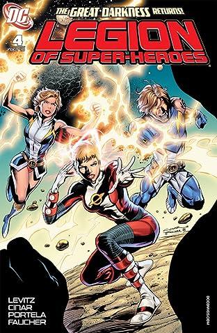 Legion of Super-Heroes (2010-2011) No.4
