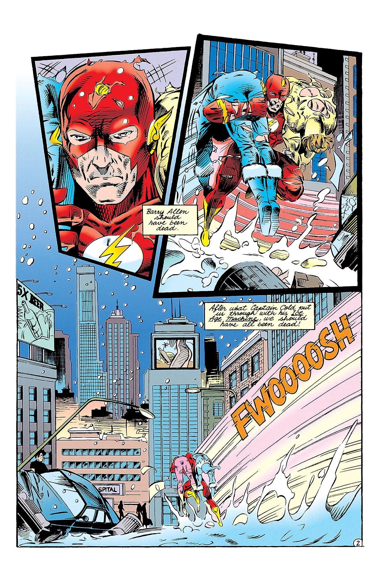 The Flash (1987-2009): Annual #7