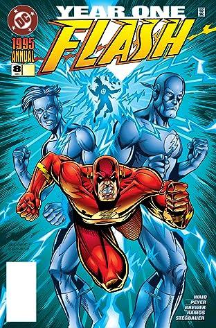 The Flash (1987-2009): Annual #8