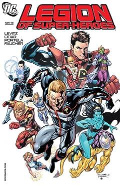 Legion of Super-Heroes (2010-2011) #5