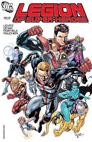 Legion of Super-Heroes (2010-2011) No.5