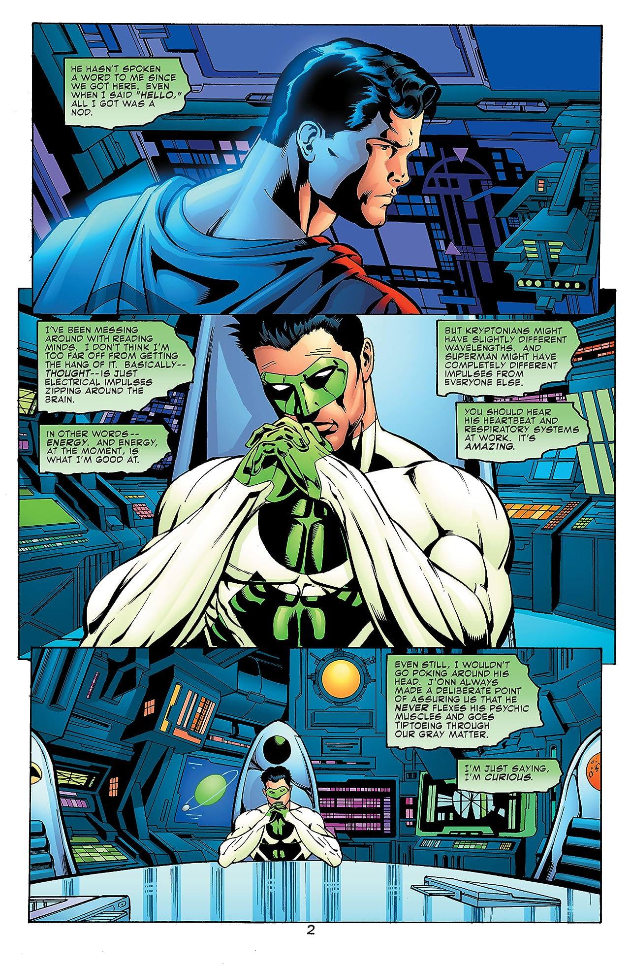 Green Lantern (1990-2004) #149