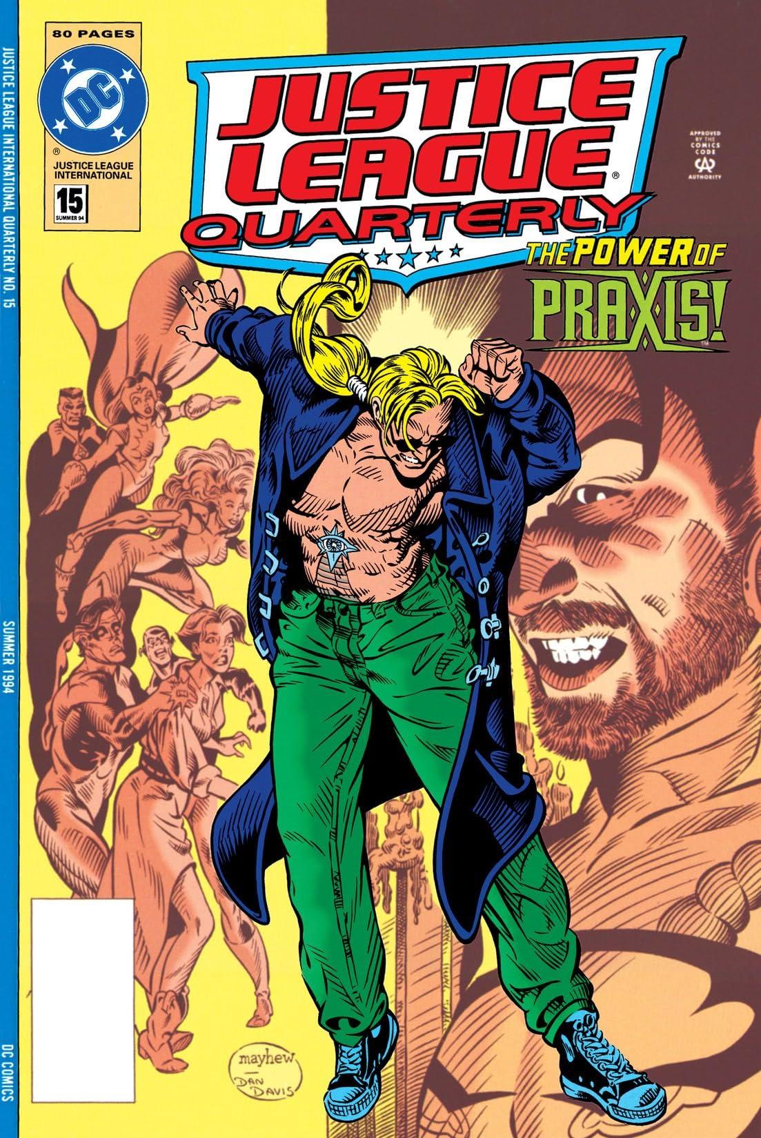 Justice League Quarterly (1990-1994) #15