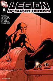 Legion of Super-Heroes (2010-2011) #6