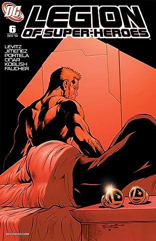 Legion of Super-Heroes (2010-2011) No.6