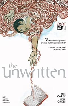 The Unwritten No.1