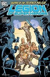 Legion of Super-Heroes (2010-2011) #7