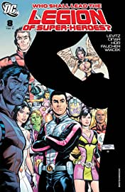 Legion of Super-Heroes (2010-2011) #8