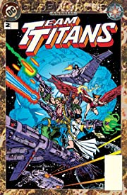 Team Titans (1992-1994): Annual #2