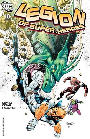Legion of Super-Heroes (2010-2011) No.10