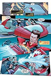 Legion of Super-Heroes (2010-2011) #11