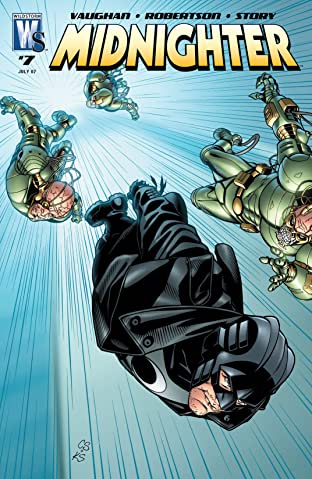 Midnighter (2006-2008) #7
