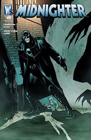 Midnighter (2006-2008) #8