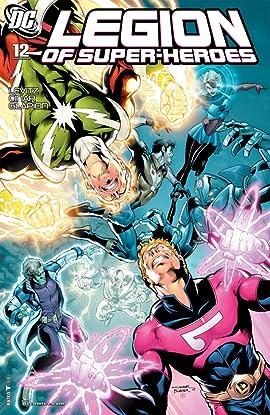 Legion of Super-Heroes (2010-2011) #12