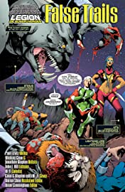 Legion of Super-Heroes (2010-2011) #12