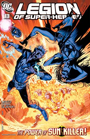 Legion of Super-Heroes (2010-2011) No.13