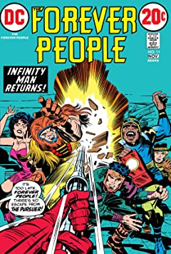 The Forever People (1971-1972) #11
