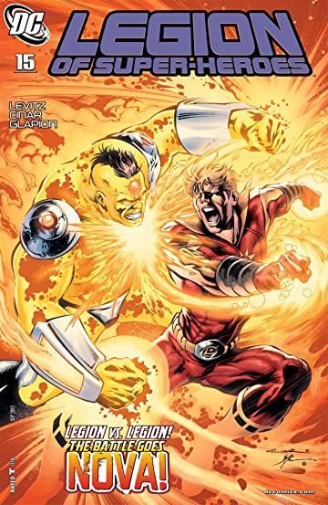 Legion of Super-Heroes (2010-2011) #15