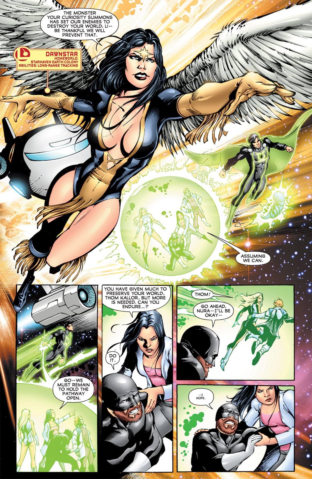 Legion of Super-Heroes (2010-2011) #15
