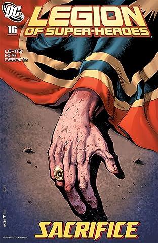 Legion of Super-Heroes (2010-2011) No.16