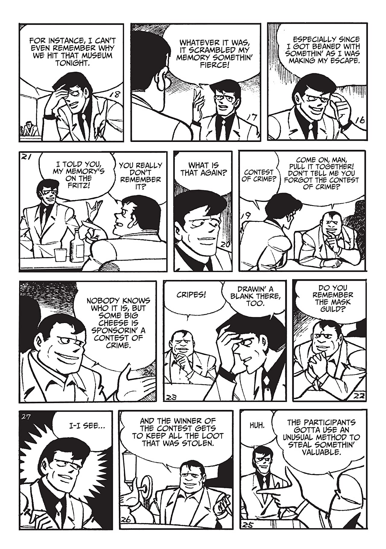 Batman: The Jiro Kuwata Batmanga #48