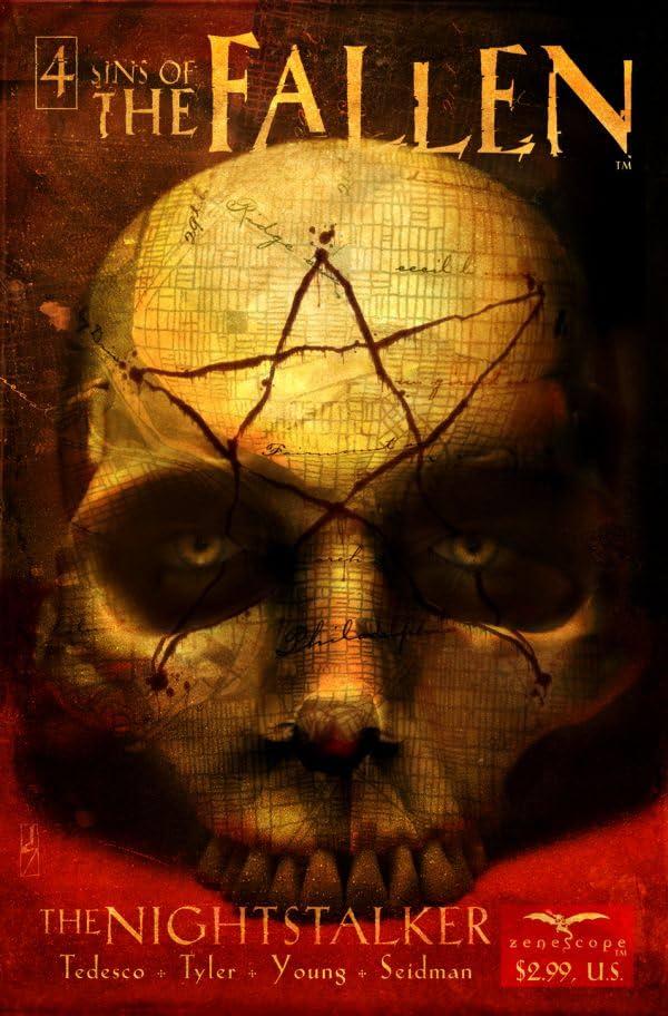 Sins of the Fallen #4: The Nightstalker