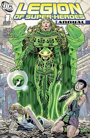 Legion of Super-Heroes (2010-2011): Annual No.1