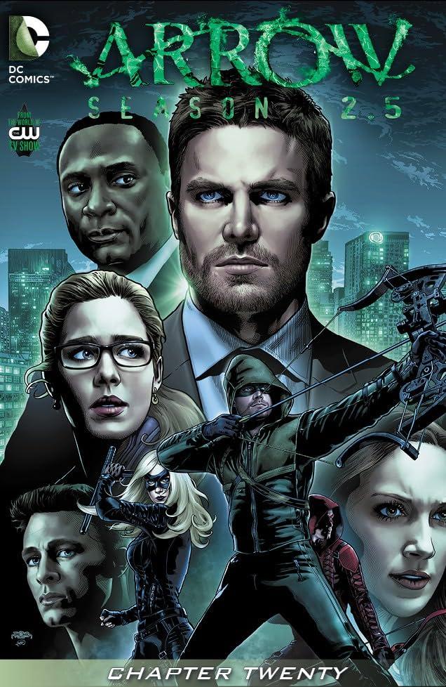 Arrow: Season 2.5 (2014-2015) #20