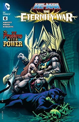 He-Man: The Eternity War (2014-) #6
