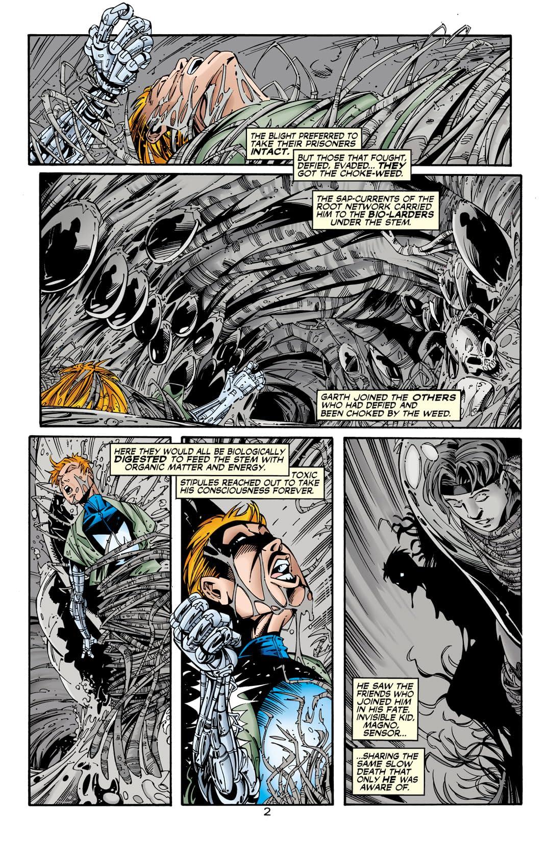 Legion of Super-Heroes (1989-2000) #124