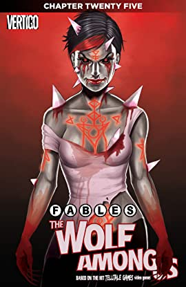 Fables: The Wolf Among Us No.25