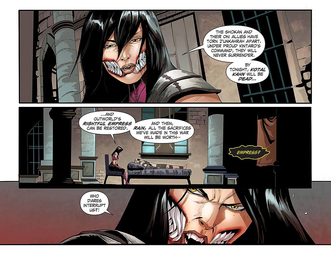 Mortal Kombat X (2015) #21