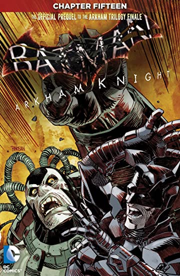 Batman: Arkham Knight (2015-2016) #15