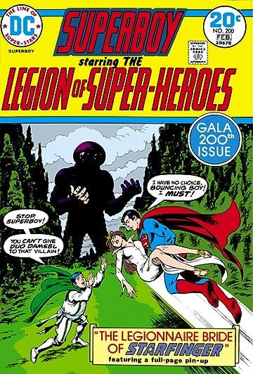 Superboy (1949-1979) #200