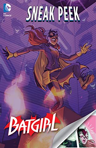 DC Sneak Peek: Batgirl (2011-) #1