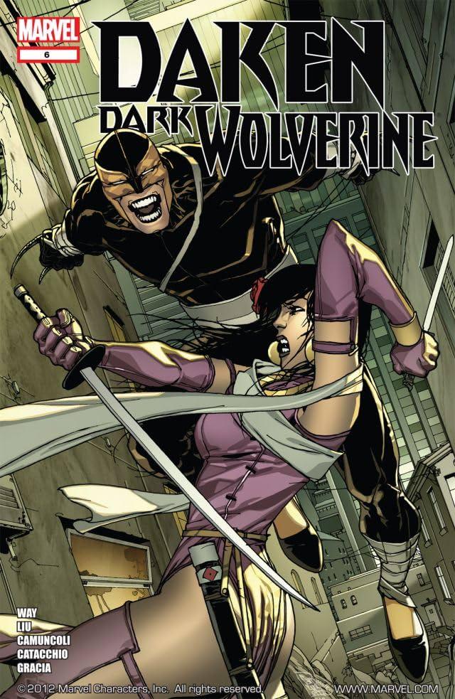 Daken: Dark Wolverine #6