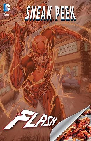 DC Sneak Peek: The Flash (2015-) #1