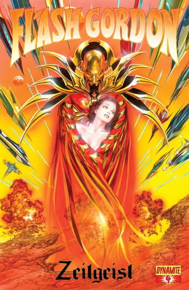 Flash Gordon: Zeitgeist #4