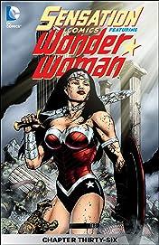Sensation Comics Featuring Wonder Woman (2014-2015) #36